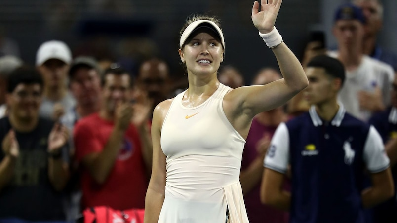 Eugenie Bouchard reprend son titre