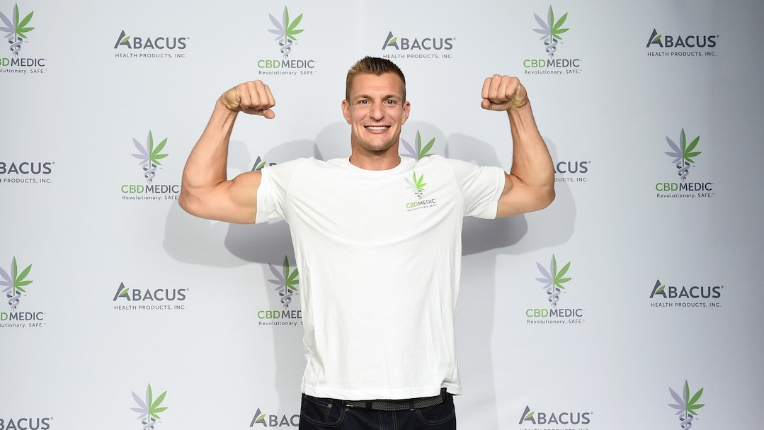 US-ROB-GRONKOWSKI-BECOMES-AN-ADVOCATE-FOR-CBD-AND-PARTNERS-WITH-