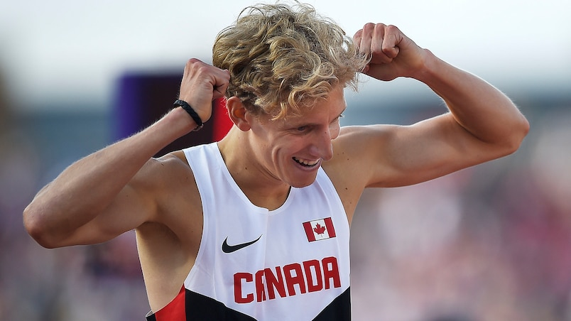 Philibert-Thiboutot en demi-finale du 1500 m