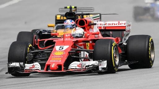 Vettel n'a plus droit à l'erreur