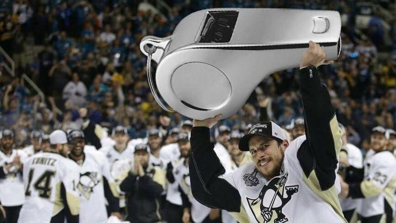 La finale de la Coupe Stanley vue par le web