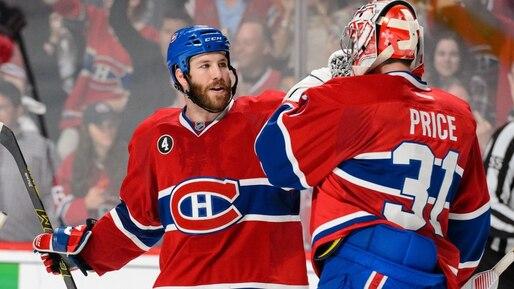 Prust donne la victoire aux Canadiens