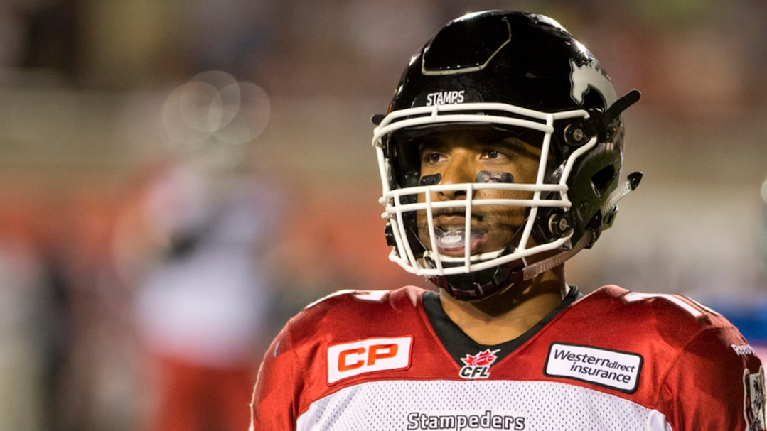 Les stampeders l 39 emportent regina tva sports for Portent wow path