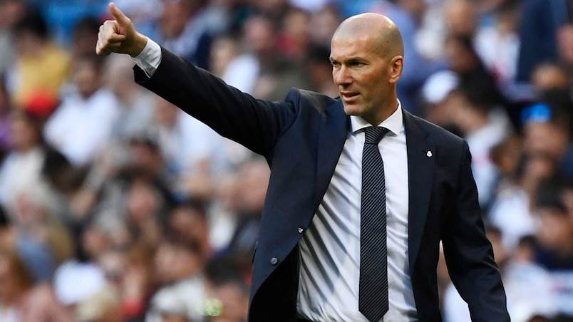 Zidane et le Real Madrid s'approchent de Montréal