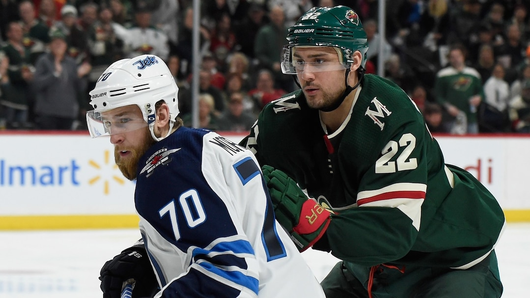 HKO-HKN-WINNIPEG-JETS-V-MINNESOTA-WILD---GAME-THREE