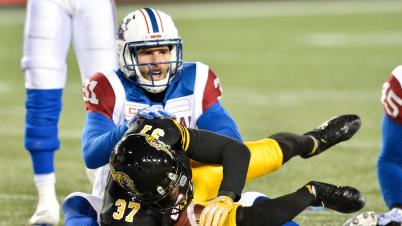 SPO-Alouettes vs Hamilton Tiger-Cats
