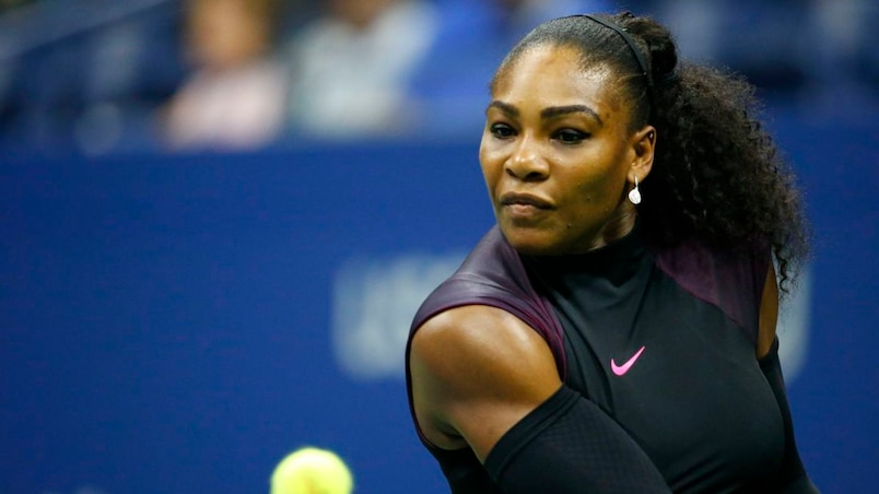 La fille de Serena Williams voit le jour