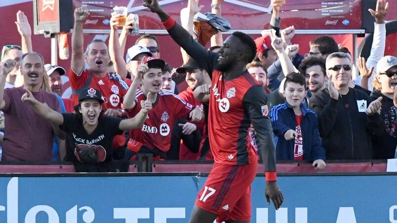 Le Toronto FC s'amuse face aux Earthquakes