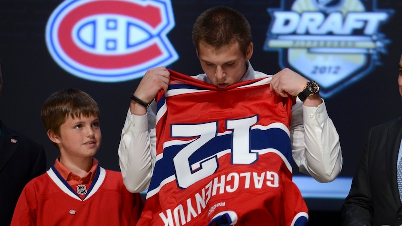 2012 NHL Draft Alex Galchenyuk