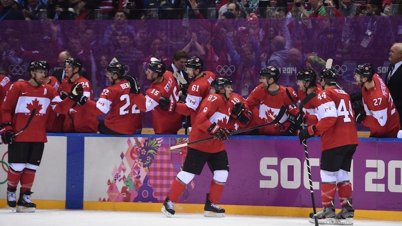La formation d'Équipe Canada pour les JO 2018 si la LNH y était