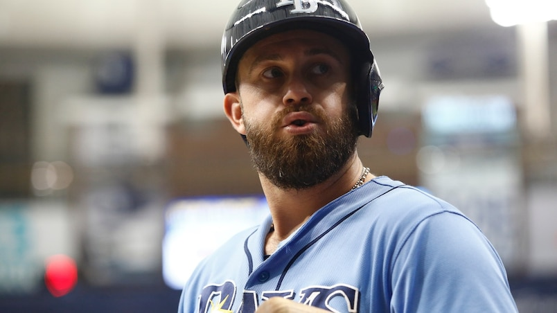 BBA-CLEVELAND-INDIANS-V-TAMPA-BAY-RAYS