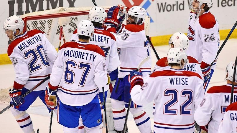 Les Canadiens vers 50 victoires ?
