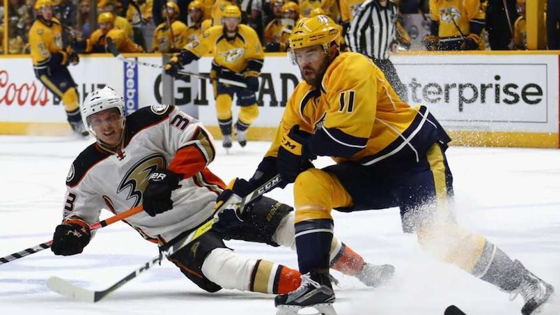 SPO-HKO-HKN-ANAHEIM-DUCKS-V-NASHVILLE-PREDATORS---GAME-FOUR