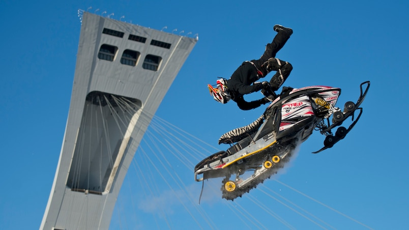 Festival Barbegazi: les sports extrêmes d'hiver à l'honneur