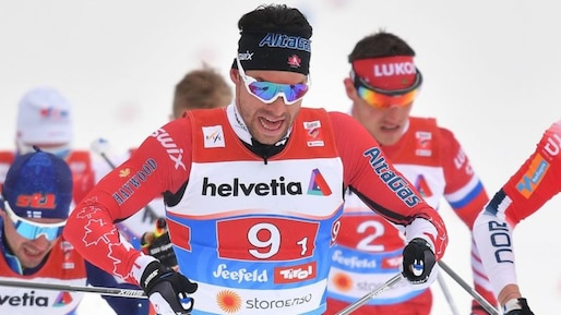 Alex Harvey termine 12e au 50 km