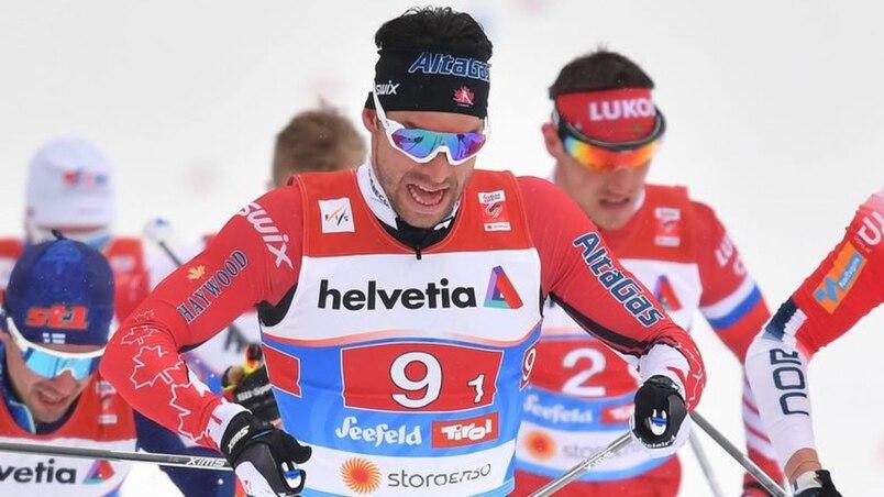 Alex Harvey termine 12e au 50 km