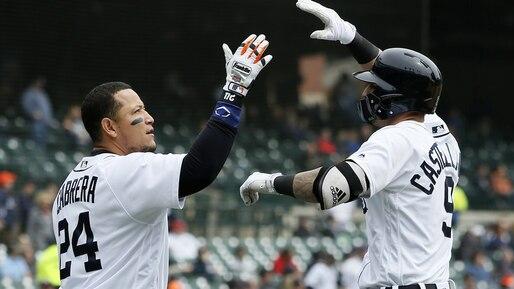 Les Tigers ne font qu'une bouchée des Royals