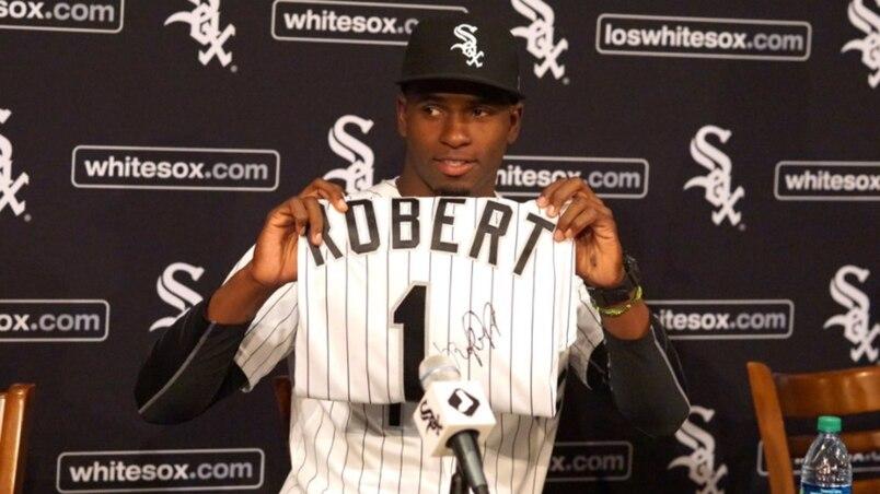 Les White Sox embauchent le jeune Cubain Luis Robert