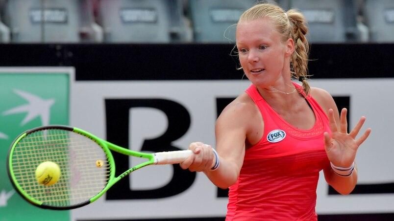 Nuremberg: Bertens en finale contre Krejcikova