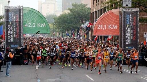 Marathon de Montréal: les tricheurs seront traqués