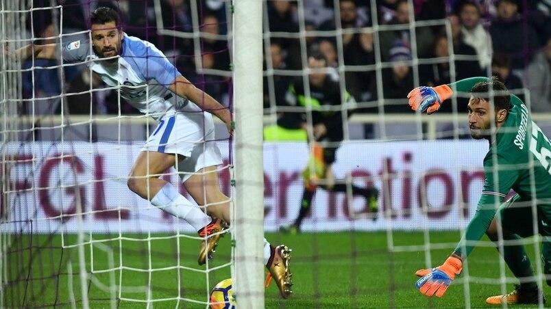 L'Inter ne se relance toujours pas