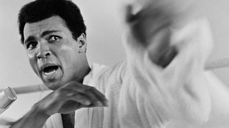 Ali perd son dernier combat