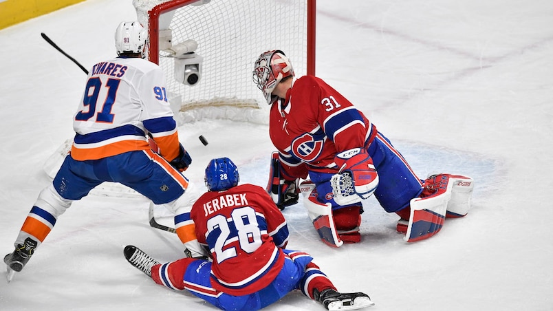 SPO-HOCKEY-ISLANDERS-CANADIEN