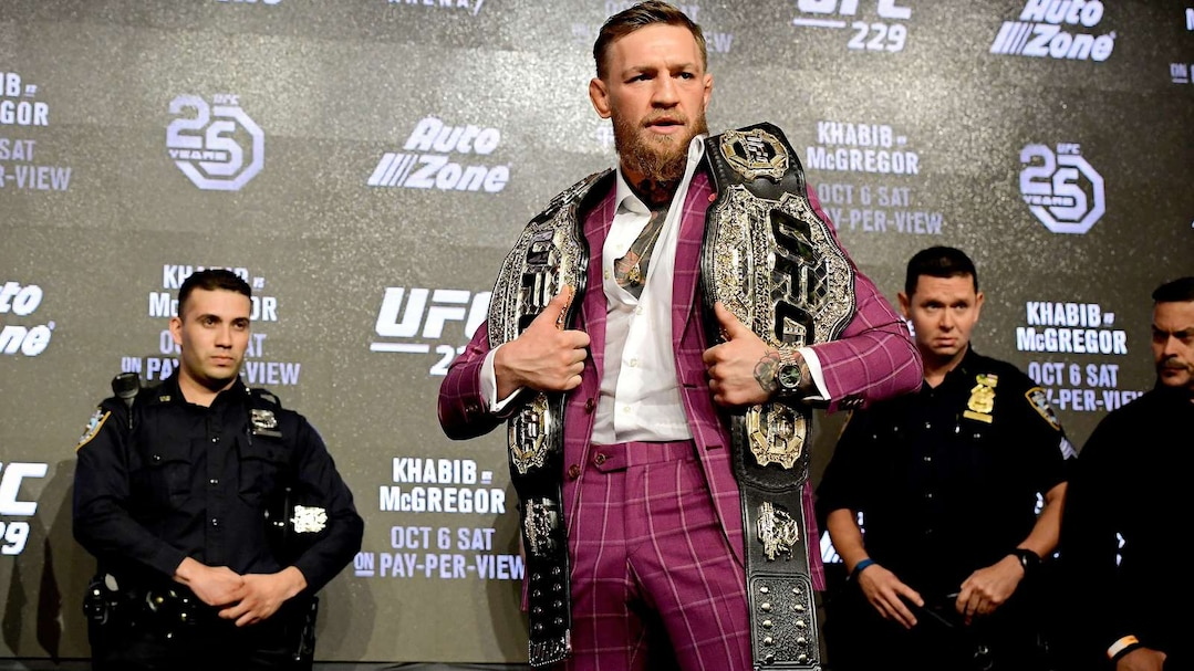 MAR-UFC-SPO-MMA-UFC-229:-KHABIB-V-MCGREGOR-PRESS-CONFERENCE