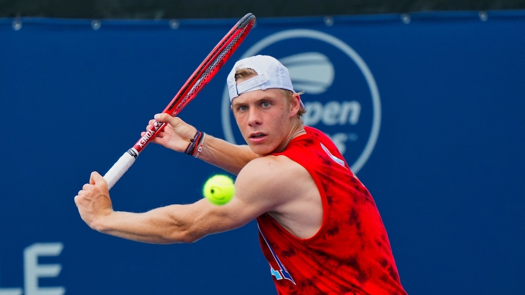 SPO-Pratique de Denis Shapovalov á la Coupe Rogers