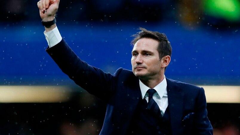 Frank Lampard nommé entraîneur de Derby County