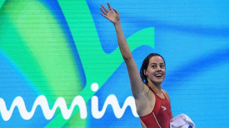 Aurélie Rivard triomphe à nouveau