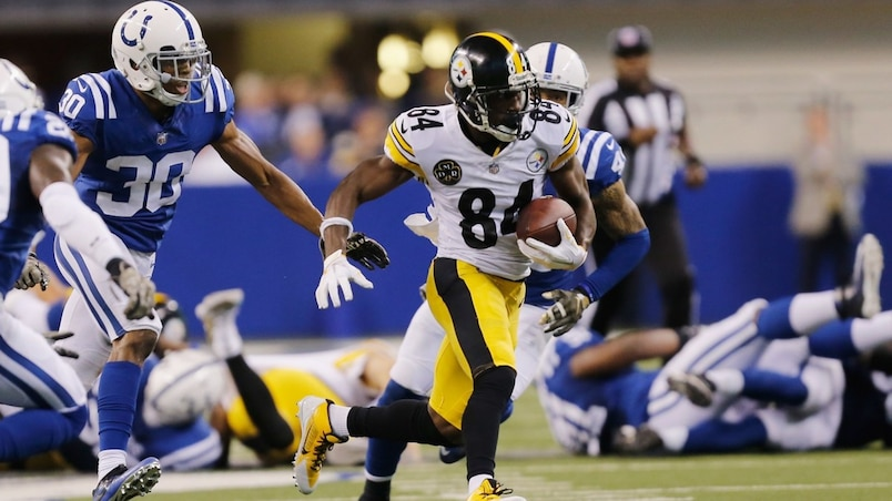 Pittsburgh Steelers v�Indianapolis Colts