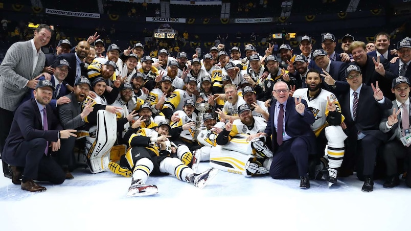La Coupe reste à Pittsburgh