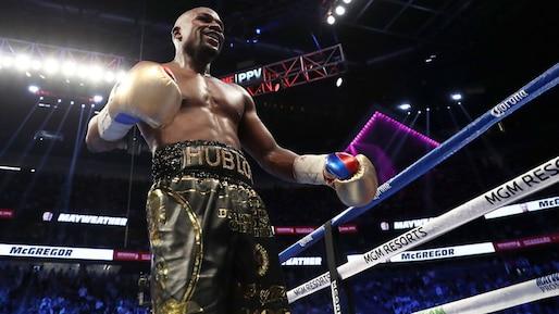 «Mayweather peut battre McGregor dans l'UFC» - Tyron Woodley