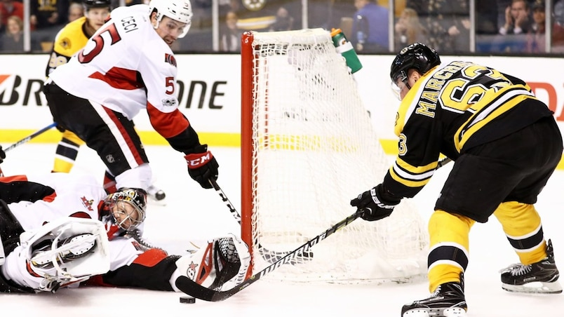 Ottawa Senators v Boston Bruins - Game Four