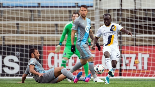Le Galaxy s'impose au Minnesota