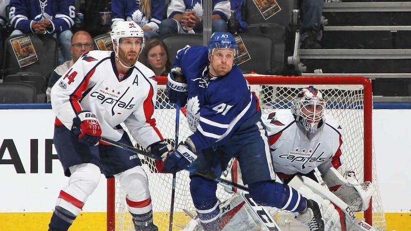 Les Leafs devront commencer les matchs à l'heure