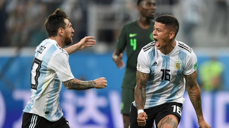 Quand l'Argentine fait pleurer un commentateur