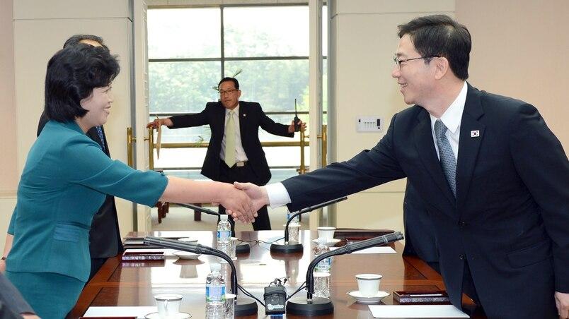 J.O. : Pyongyang propose d'envoyer une délégation de haut niveau