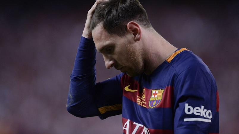 Messi fera appel de sa condamnation