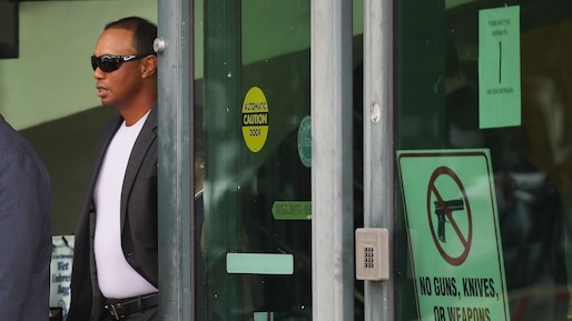 US-TIGER-WOODS-APPEARS-IN-FLORIDA-COURT-FOR-DUI-HEARING