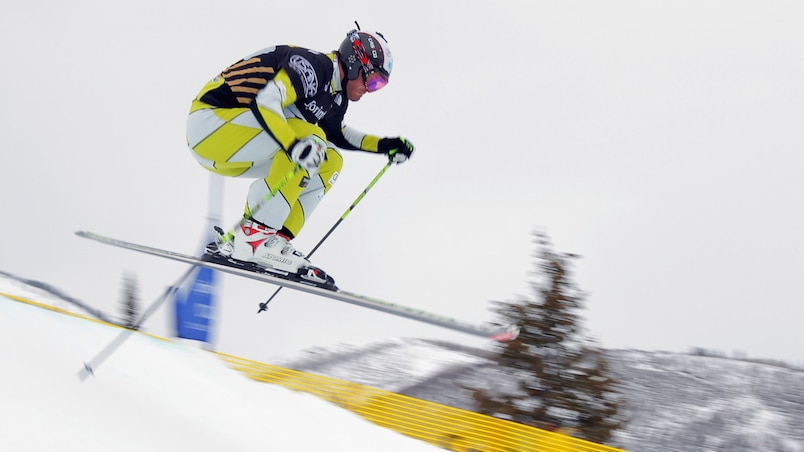 Sprint U.S. Grand Prix Skiercross Qualifiers