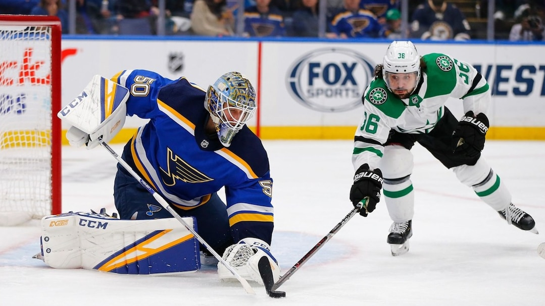 Dallas Stars v St Louis Blues - Game Two