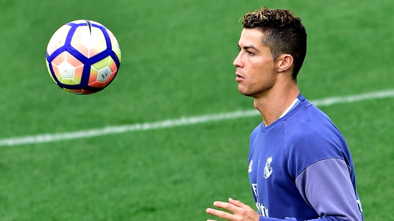 Ronaldo «est proche» d'un 5e Ballon d'Or, juge Zidane