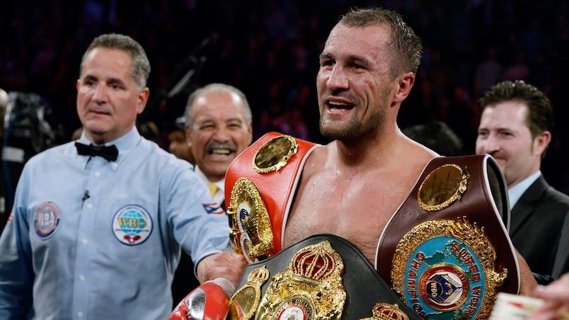 Boxing: Kovalev vs Pascal
