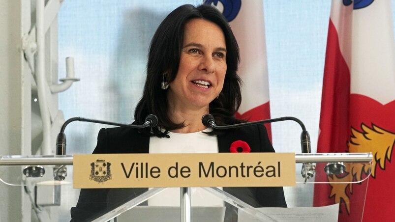 Baseball à Montréal: une mairesse enthousiaste