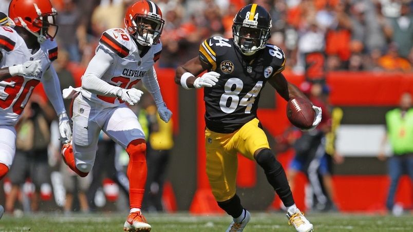 FBN-SPO-PITTSBURGH-STEELERS-V-CLEVELAND-BROWNS
