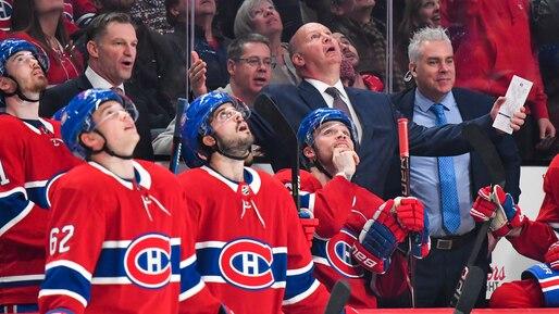 Sénateurs c. Canadiens