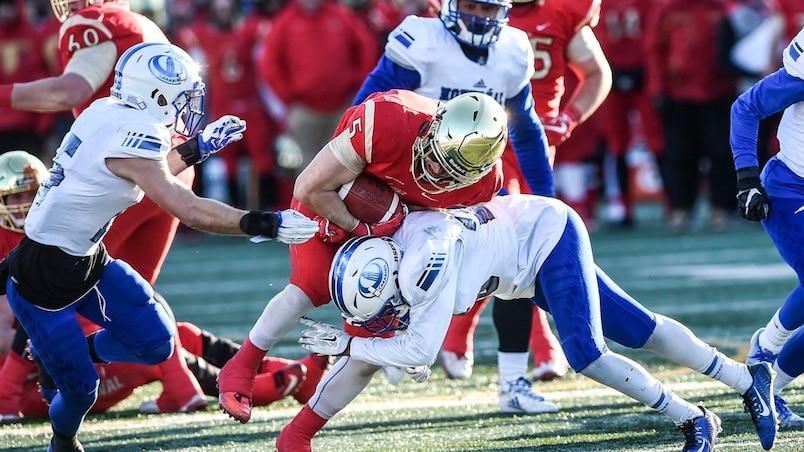 Le football universitaire québécois en exclusivité à TVA Sports jusqu'en 2023