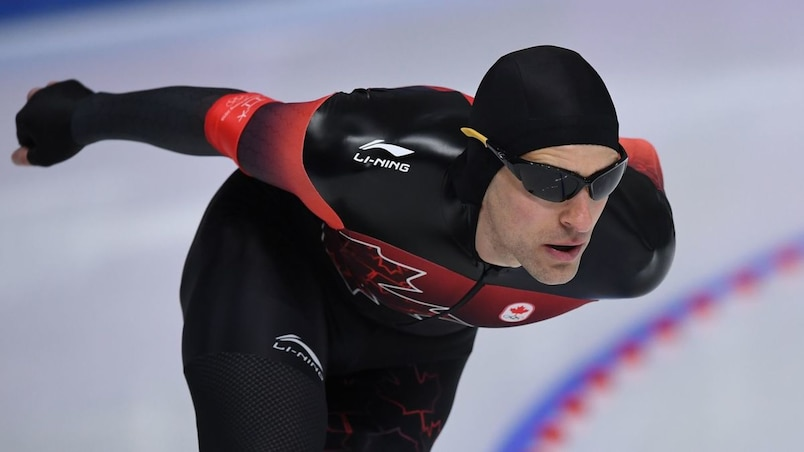 Olympiques: les Canadiens rentrent bredouilles au 1500 mètres en longue piste